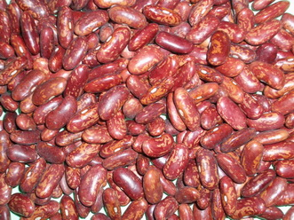 Chinese Red Speckled Kidney Beans