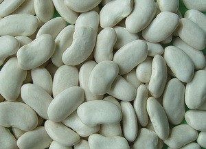 Chinese Flat White Kidney Beans